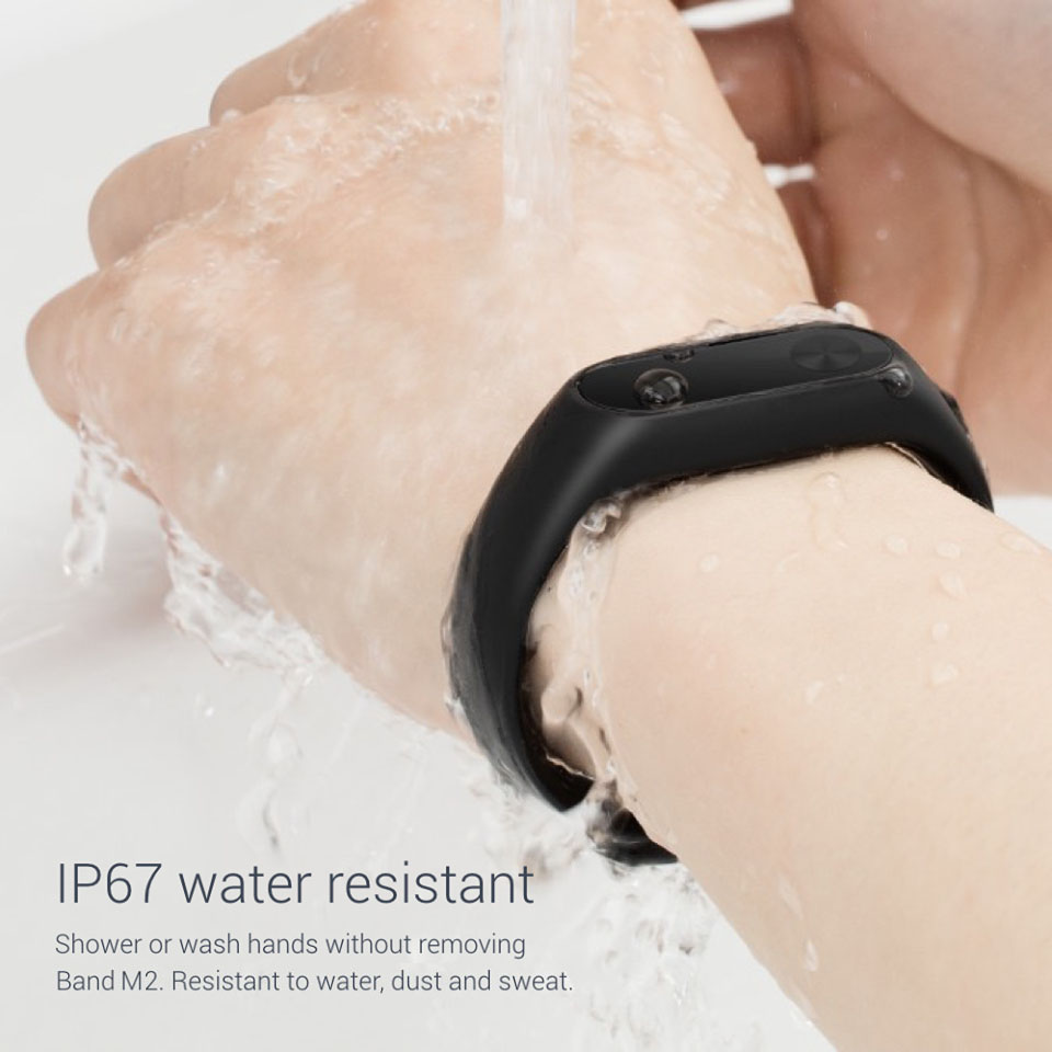 Bracelete Relógio M2 com Bluetooth 4.0 - IP67 à prova d'água